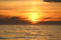 800 zonsondergang